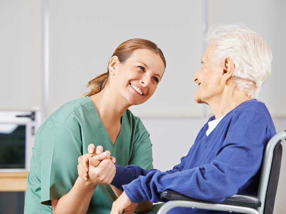 Eine Stationäre Pflege oder Pflegeleistungen bei Ihnen zu Hause werden immer wichtiger aber sind auch kostspielig. Wie können Sie sich dagegen absichern? Landsberg am Lech, Penzing, Kaufering, Buchloe, Augsburg, Kaufbeuren
