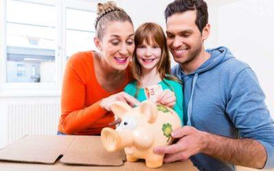 Für Kinder sparen bis zum 18ten Lebensjahr