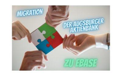 Migration der AAB zu Ebase